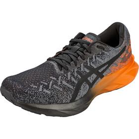 asics Dynablast Shoes Men, black/marigold orange